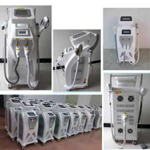 1 Tattoo Removal Head 1 IPL Hair Removal Head 8 Inch Touch Screen Beauty Machine H-9008b pictures & photos