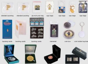 Die Cast Die Strike Metal Pin Metal Badge Offset Pin pictures & photos