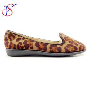Four Color Soft Comfortable Flax Lady Women Shoes Sv-FT 017 pictures & photos