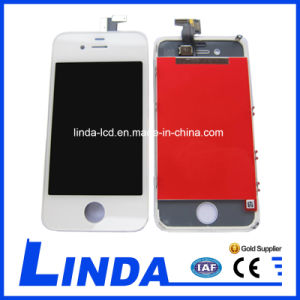 Mobile Phone LCD for iPhone 4 LCD Digitizer Assembly pictures & photos
