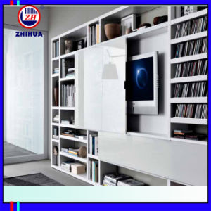 Home Use Living Room Furniture MDF TV Cabinet (zh034) pictures & photos