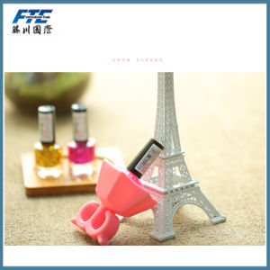 Promotional Silicone Nail Bottles Finger Polish Holder pictures & photos