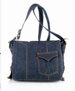 New Style Fashion Denim Single Shoulder Bag for Women pictures & photos