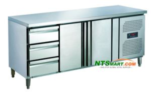 Refrigerated Counter Working Table Refrigerator pictures & photos