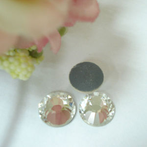 Garment Accessories Rhinestone Trimmings for Dress Ss30 Clear pictures & photos
