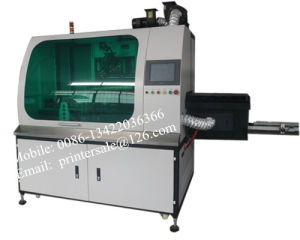 Hot Stamping Machine for Glass Bottles pictures & photos