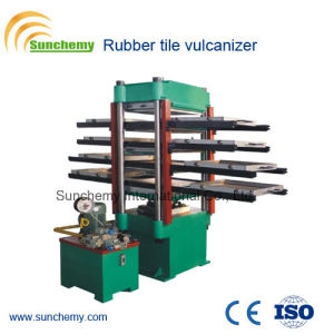 Frame Structure Plate Vulcanizer/Press pictures & photos