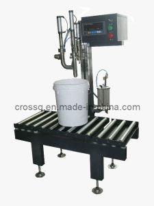Weighing Filling Machine  (FM-SW/20L)