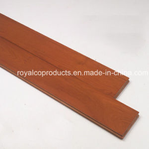 Solid Teak Hardwood Flooring Tile for Building Material