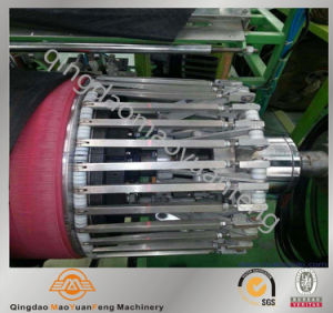 Automatic Motorcycle Tyre/Tire Spring Turn-up Buiding Machine pictures & photos
