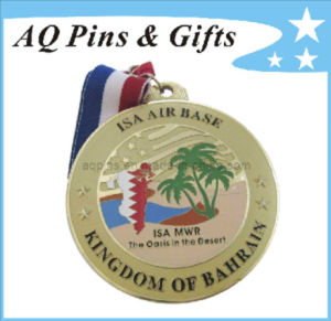 Brass Medals in Gold Plating pictures & photos
