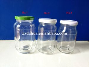 Glass Mayonnaise Bottle pictures & photos