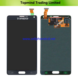 Mobile Phone LCD for Samsung Galaxy Note 4 N910f with Touch Screen pictures & photos