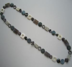 Long Shell and Gemstone Necklace, Fashion Jewelry pictures & photos