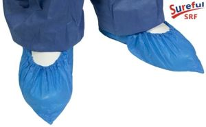 Disposable PE Shoe Covers/Disposable CPE Shoe Cover pictures & photos
