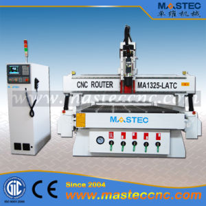 Stone/ Plastic/ Metal/ Wood Engraving Machine with Linear Atc