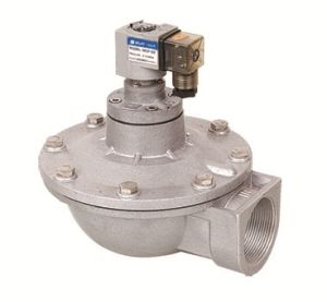 Right Angle Electro-Magnetic Pulse Valve (MCF-Z)