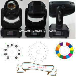 10r Beam Spot Wash Moving Head with Adjustable Focus Glasses pictures & photos