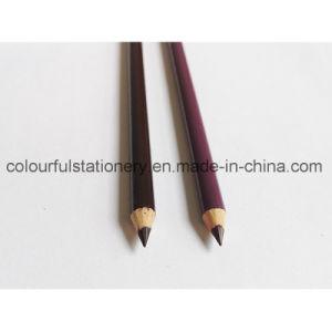 Wooden Soft Waterproof Lip Liner Pencil Eyebrow Pencil pictures & photos