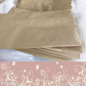 Kraft Paper PP Woven Bag Export to Fiji Made in China