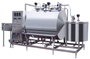 Industrial Use 500L/H CIP Cleaning System pictures & photos