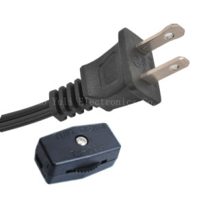 UL Power Cords (OS-2+switch 06c) pictures & photos