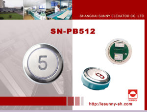 Color Optional Elevator Push Button for Kone (SN-PB512) pictures & photos