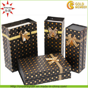 High Quality Custom Paper Gift Bag and Box pictures & photos