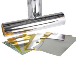 12 Micron Gold Metallized Polyester Film