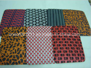 Embossed and Printing Desgin EVA Foam Sheets for Slipper Soles pictures & photos