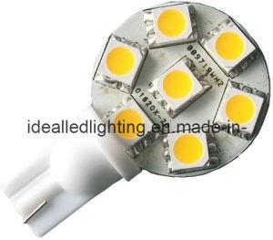 LED T10 7LED5050 Auto Bulb 10-30V