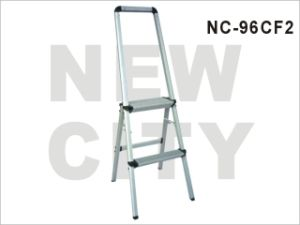 Aluminum Step Ladder (Nc-96CF2) En131 Certificate