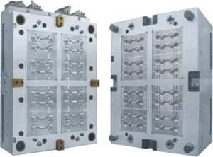 Plastic Injection Mould for Plastic Covers (YJ-M051)