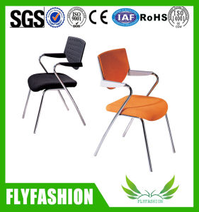 Durable Fabric Meeting Visitor Metal Dining Office Chair for Sale pictures & photos