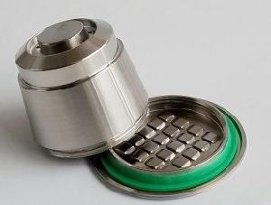 Shines Reusable Refillable Stainless Steel Coffee Capsule for Compatible Nespresso pictures & photos