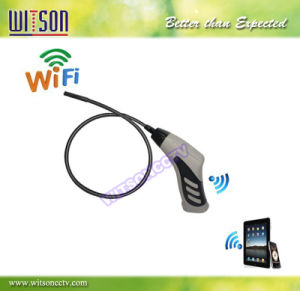 Witson Wireless Industry Video Endoscope 1m Fixed Cable Length (W3-CMP3816W) pictures & photos