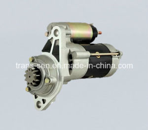 Hitachi Auto Starter (24V 4.0KW 11T S25-163 FOR ISUZU) pictures & photos