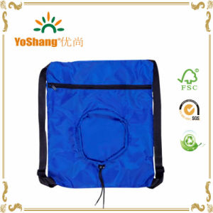 2016 Initi Wholesale Quality Sports Polyester Drawstring Bag pictures & photos
