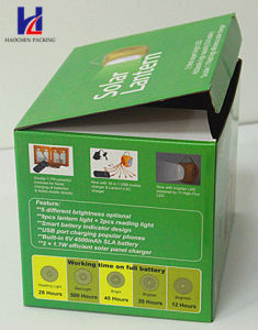 Color Printing Carton/ Cardboard Packaging Box for Electronic Products/Household Products pictures & photos
