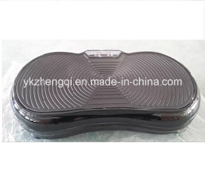 2015 Factory Body Slimmer Vibration Plate Crazy Fit Massage Machine pictures & photos