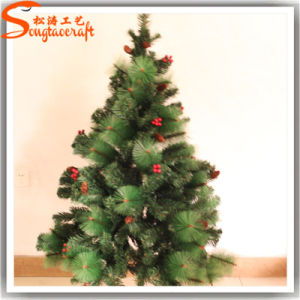 PVC Decorative Artificial Mini Christmas Plant Tree pictures & photos