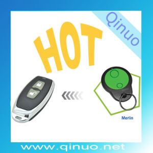 Wireless Remote Control for Merlin 433.92MHz RF Remote Control (QN-RF038) pictures & photos