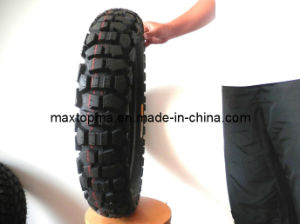 Cross Pattern 120/90-18 Motrocycle Tyre pictures & photos