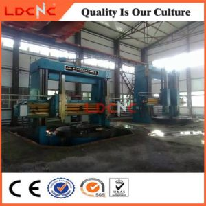 Ck5120 China Light Duty Single Column CNC Vertical Metal Turning Lathe pictures & photos