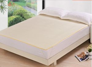 Basic Cotton Terry Waterproof Mattress Cover pictures & photos