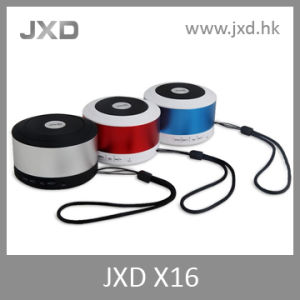 JXD X16 CSR Bt5 Mini Bluetooth Speaker with 800mAh FM Radio