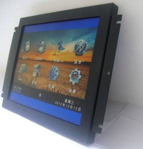 Industrial Monitor with VGA, AV Connector (AT-S104A21_01B1)