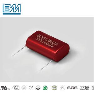 Metalized Polypropylene Film Capacitor Cbb22 Powder Coating Capacitor