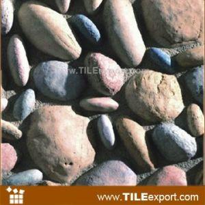 Decorative Cobblestone Shape Artificial Culture River Stone