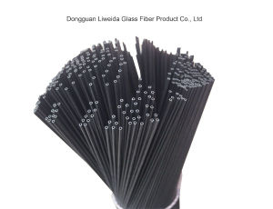 High Quality Light Weight Carbon Fiber Pipe/Tube/Pole pictures & photos